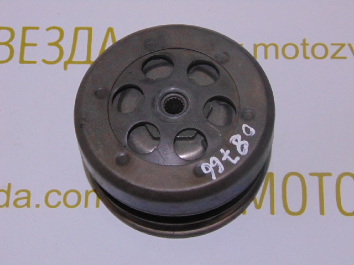 Вариатор задний Yamaha 3WF/3KJ/5BM (3-х. колодочный)