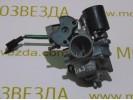 Карбюратор Yamaha 3WF (5GD1) 2-ТРОСА без иглы