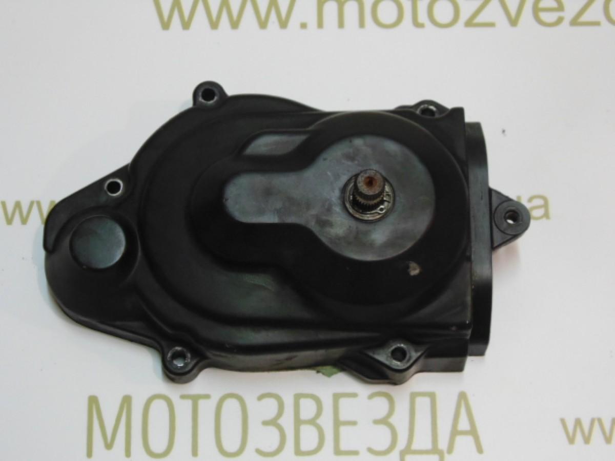 Крышка вариатора под толстый вал в сборе Honda Dio/Tact