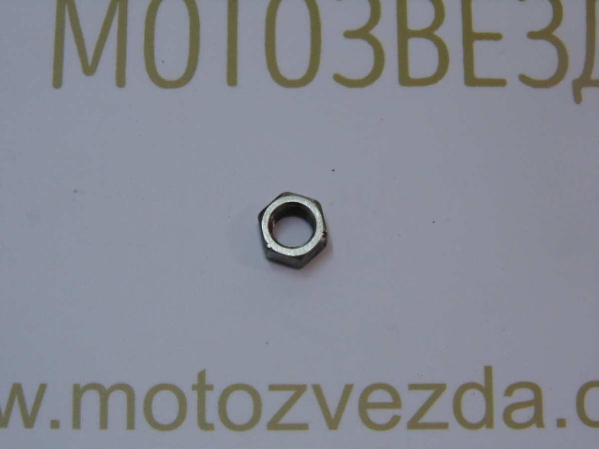 Гайка переднего вариатора (под ключ 17) Honda Dio/Tact/Lead
