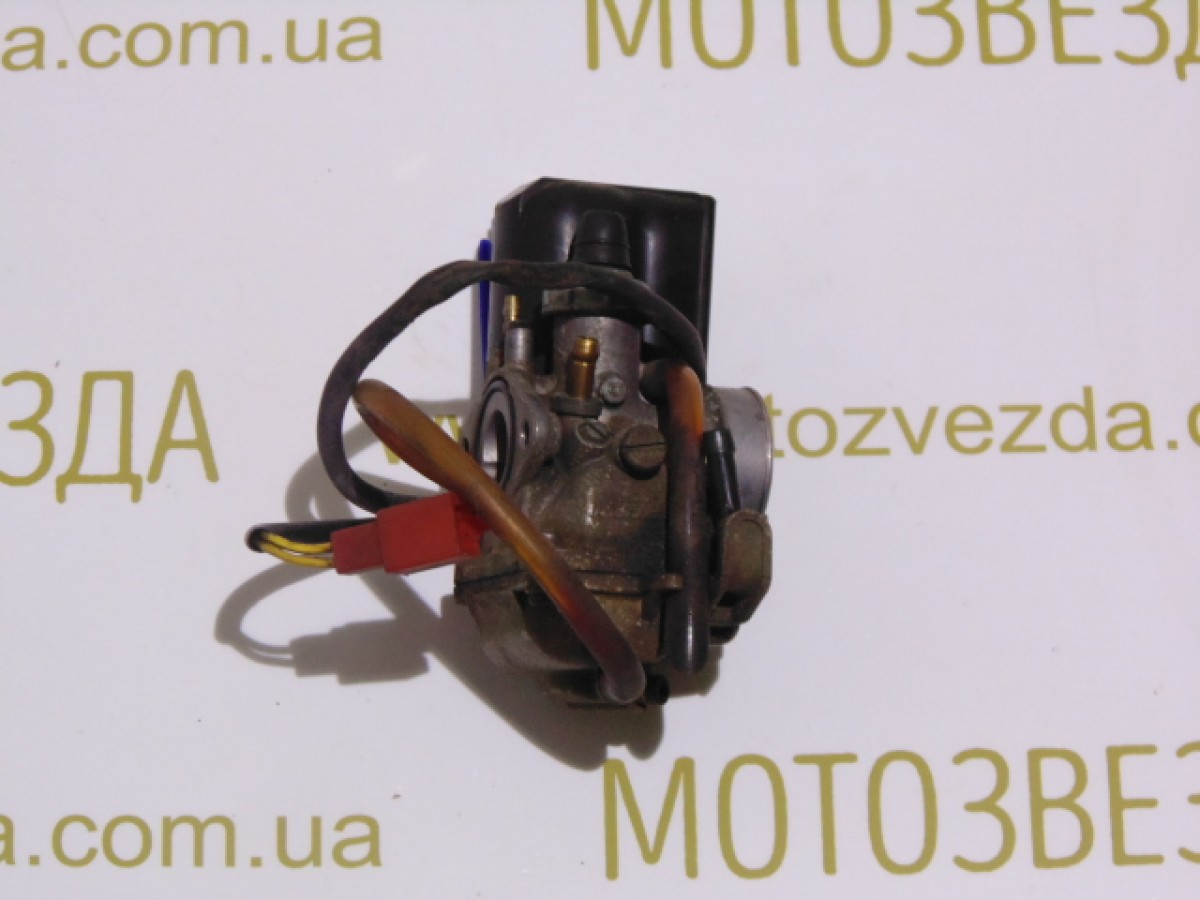 Карбюратор (AI-96) Suzuki Lets бабочка II/III/ZZ Sport/Verde (без иглы)