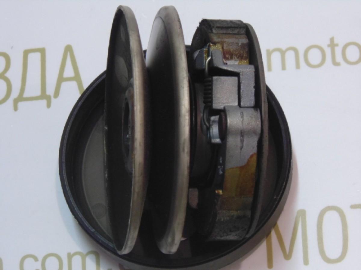 Вариатор задний Yamaha 3KJ/5BM/2JA/4KN (2-х колодочный)