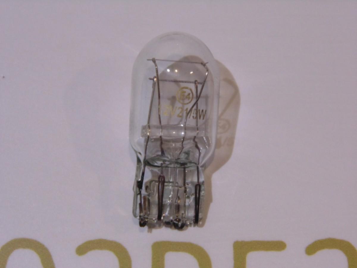 Лампа стопа HONDA DIO/TACT T20 12V 21/5W безцокольная